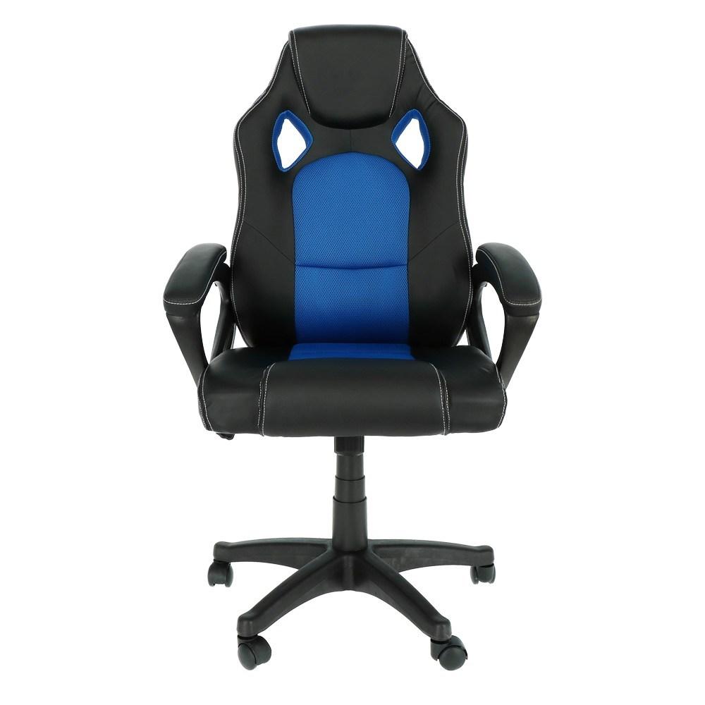 sedia da ufficio racing gaming poltrona studio ruote ...